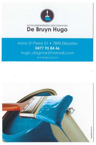 De Bruyn Hugo